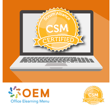 Certified Scrum Master CSM E-learning