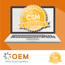 Project Management Certified Scrum Master CSM E-learning