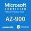 MeasureUp Microsoft Azure Fundamentals AZ-900 Proefexamen