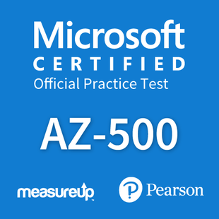 Microsoft Azure Security Technologies AZ-500 Proefexamen