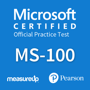Microsoft Identity 365 and Services MS-100 Proefexamen