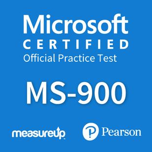MS-900 Microsoft 365 Fundamentals Proefexamen