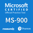 MeasureUp MS-900 Microsoft 365 Fundamentals Proefexamen