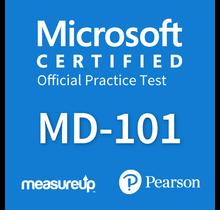 MD-101 Managing Modern Desktops Proefexamen