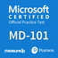 MeasureUp MD-101 Managing Modern Desktops Proefexamen