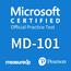 MeasureUp MD-101 Managing Modern Desktops