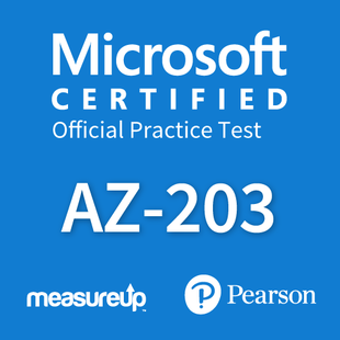 Developing Solutions for Microsoft Azure AZ-203