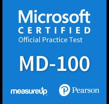 Windows 10 MD-100 Proefexamen