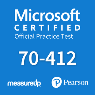 Measureup Exam 70-412 Windows Server 2012 Proefexamen