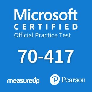 Measureup Exam 70-417 Windows Server 2012 Proefexamen
