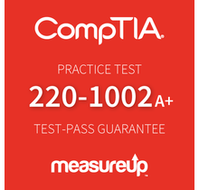 CompTIA A+ Core 2 220-1002