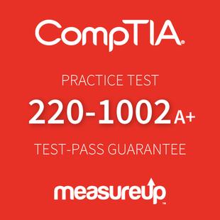 CompTIA A+ Core 2 220-1002 Proefexamen
