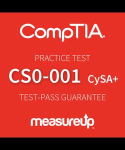 Cybersecurity Analyst CySA+