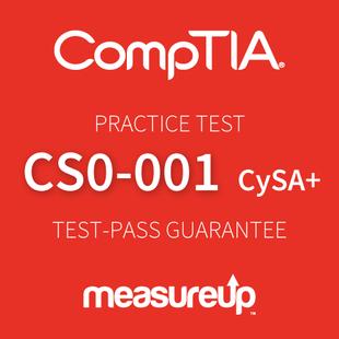 Cybersecurity Analyst CySA+Trial exam