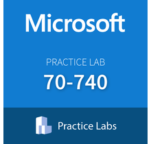 70-740 Installation Storage and Compute with Windows Server 2016 Live Labs