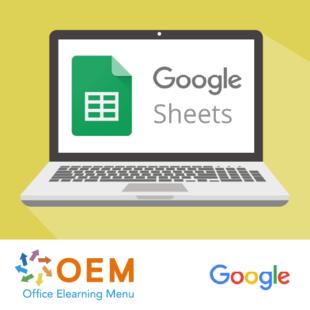 Training Google Sheets Basis Incompany