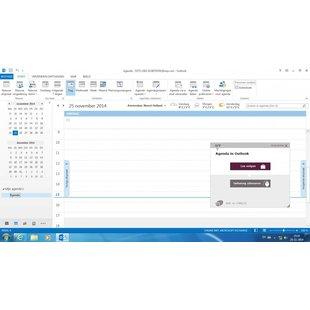E-learning + Boek Outlook 2013 Basis Gevorderd Expert