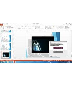 E-learning + Boek PowerPoint 2013 Basis Gevorderd Expert
