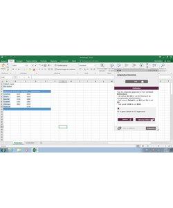 Excel 2016 Maatwerk E-learning