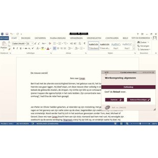 MOS Word 2016 77-725 Exam Certification package