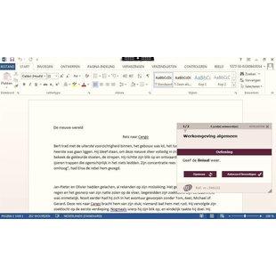 MOS Word 2016 Expert 77-726 Certificeringspakket