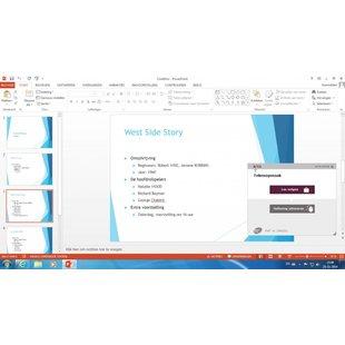 PowerPoint 2016 Gevorderd en Expert E-learning