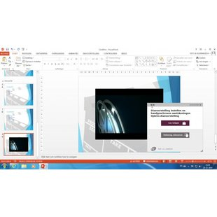 PowerPoint 2016 Basic Advanced Expert E-learning + Book