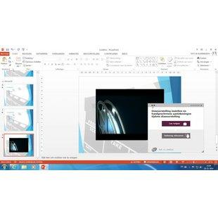 PowerPoint 2016 Basis Gevorderd Expert E-learning + Boek