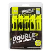 Preston Double Slider Winders 13cm