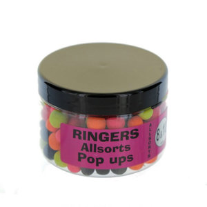 Ringers Allsorts Pop-Up 8 & 10 mm