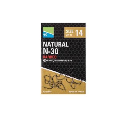 Preston Natural N-30