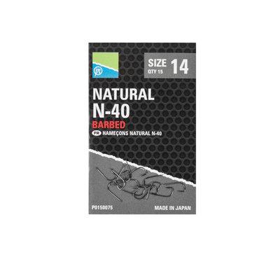 Preston Natural N-40