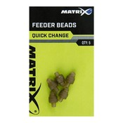 Matrix Feeder Beads