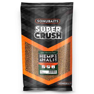 Sonubaits Super Crush Hemp & Hali Crush