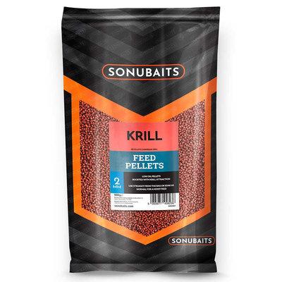 Sonubaits Krill Feed Pellets