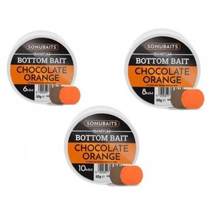 Sonubaits Bottom Bait Chocolate Orange
