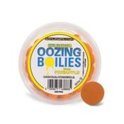 Sonubaits Semi-Buoyant Oozing Boilies Pinapple 8 mm