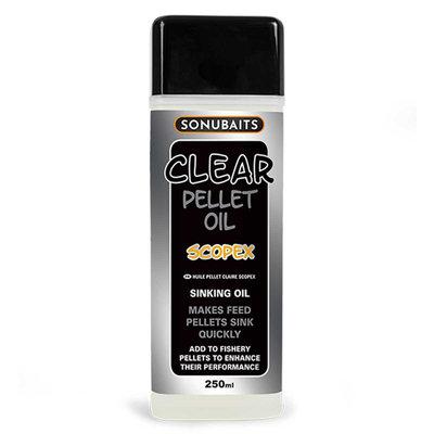 Sonubaits Clear Pellet Oil