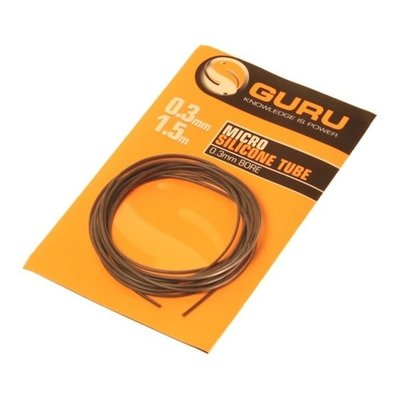Guru 0.3 Silicone Tubing