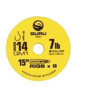 "Guru 15"" QM1 (Speed Stop)"