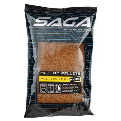 Saga Method Pellets