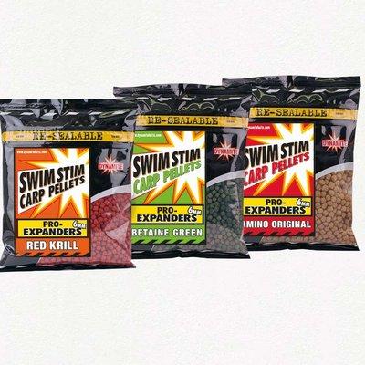 Dynamite Baits Swim Stim Carp Pellets Pro Expanders