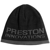 Preston Black/Grey Beanie Hat