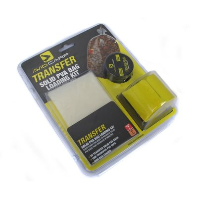 Avid Carp Transfer Solid PVA Bag Loading Kit