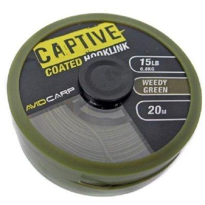 Avid Carp Coated Hook Link