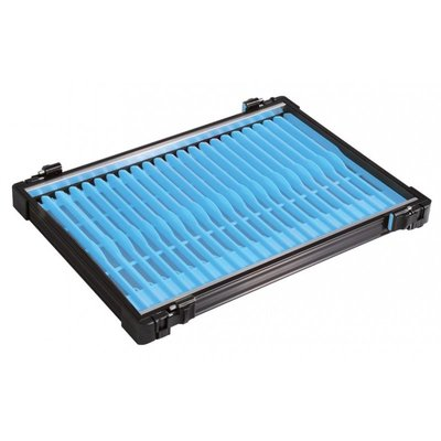 Rive Tray Black with 22 Winders 26 cm