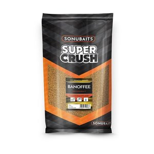 Sonubaits Super Crush Banoffee Groundbait