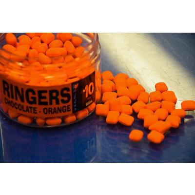 Ringers Chocolate Orange Wafter [RECHTHOEK]