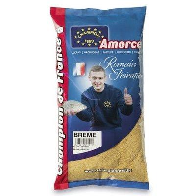 Champion Feed Romain Foiratier Breme