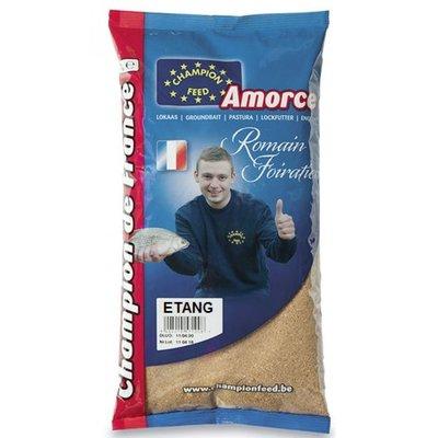 Champion Feed Romain Foiratier Etang